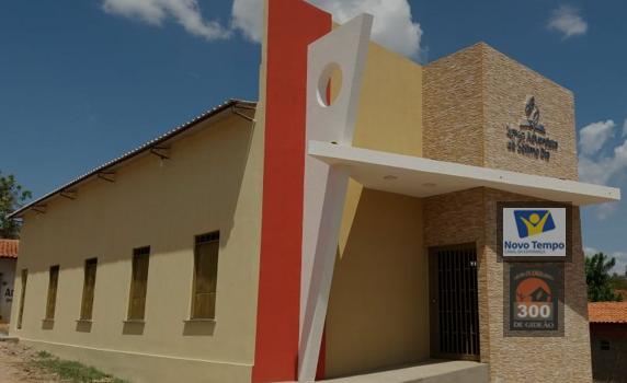Igreja Vila Tira dentes-PI