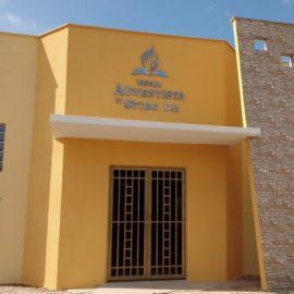 Igreja Canto do Buriti-PI