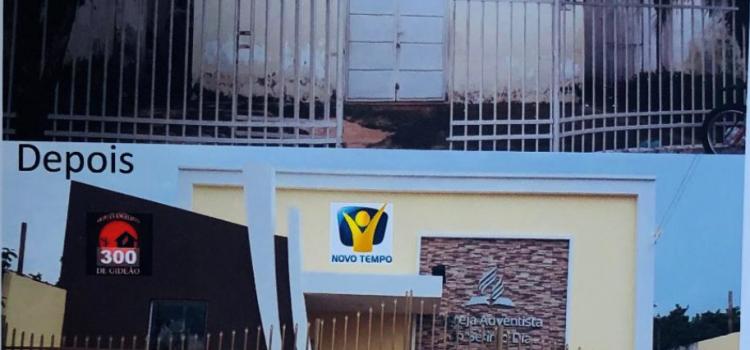 Igreja Alto Alegre – PI