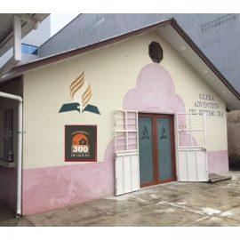 Igreja Brisas de Zacaray-Equador