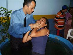 Batizado-Pastor