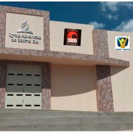 Igreja Vila do Avião – PI
