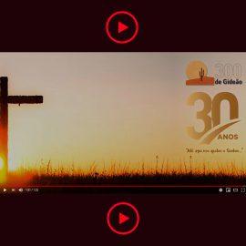 Teaser – Aniversário de 30 anos – 300 DE GIDEÃO